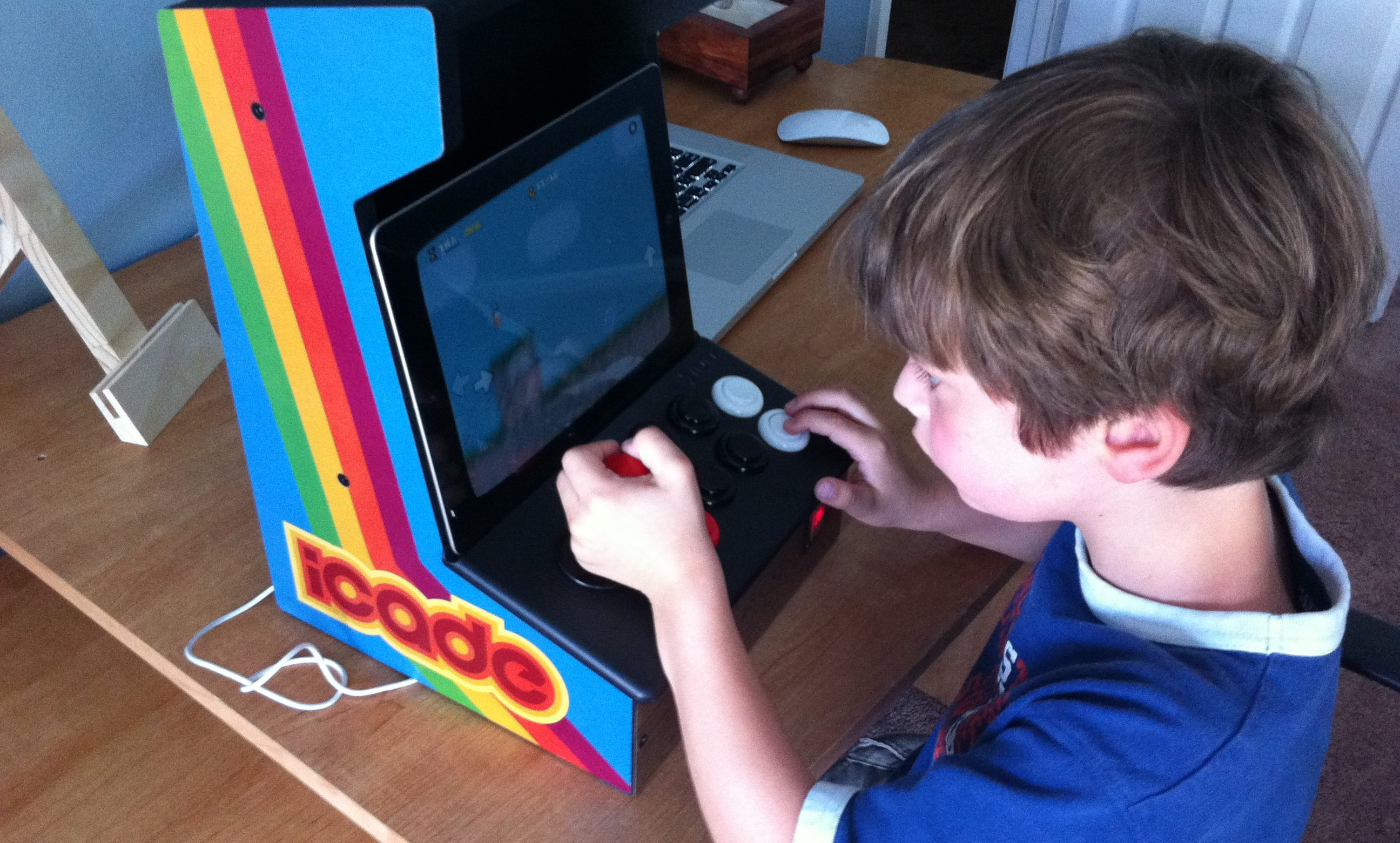 MAME, the iPad and iCade