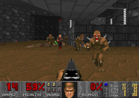 Porting Doom to Apple TV