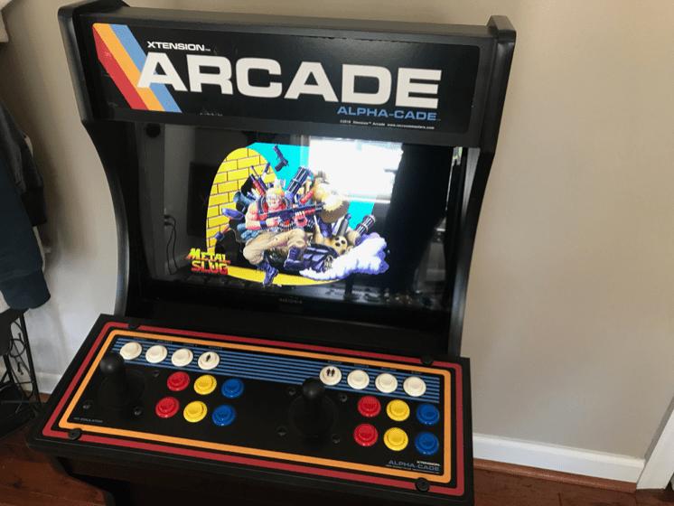 Home Built Custom Arcade Machine
